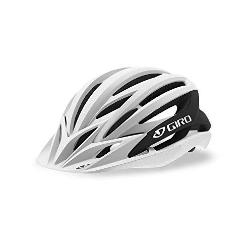 Giro Artex MIPS Adult Mountain Cycling Helmet - Medium (55-59 cm), Matte White/Black (2020)