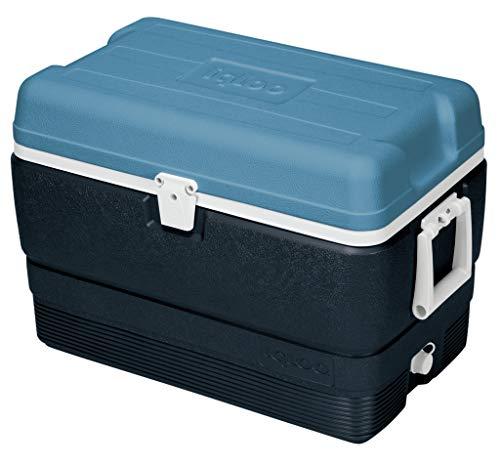 Igloo Maxcold 50 Kühlbox, 47 Liter, Blau