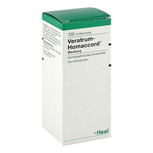 VERATRUM HOMACCORD Tropfen 100 ml