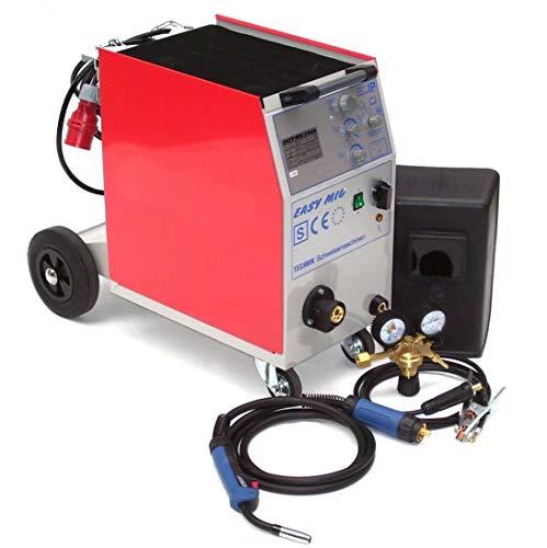Schweißgerät MIG 290 QUADDRO Schutzgas Schweißgerät mit 4-Rollenantrieb MIG/MAG AWZ
