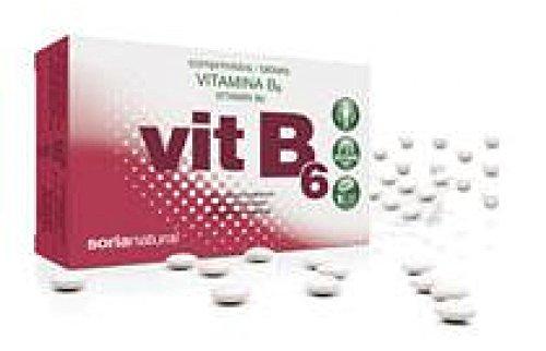 Soria Natural Vitamina B 6 Retard - 48 Tabletas