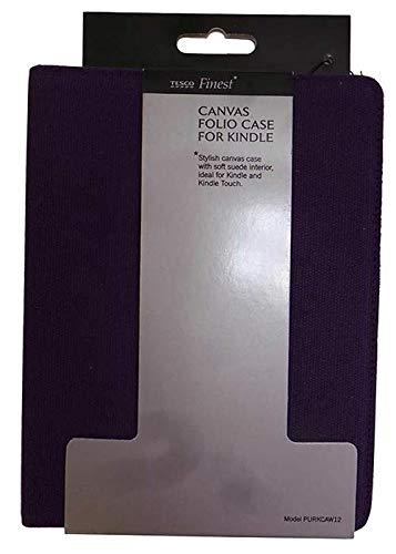 """Tesco Finest - Funda Tipo Libro para Kindle y Kindle Touch de 6"""""""