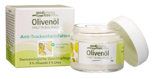 Olivenöl Haut in Balance Anti-Trockenheitsfalten Dermatologi