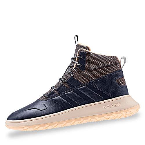 adidas EE9714 Fusion Storm WTR Damen Sneakerboots aus Nylonmesh mit Ortholite, Groesse 40, dunkelblau