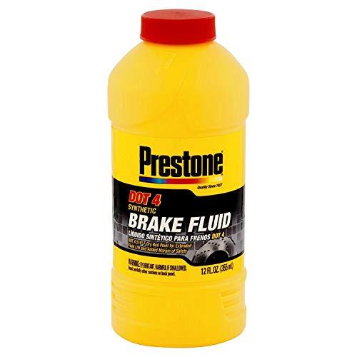 Prestone As800Y Brake Fluid 12Oz