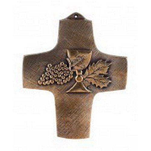 MaMeMi Croix en bronze de Peters Jürgen