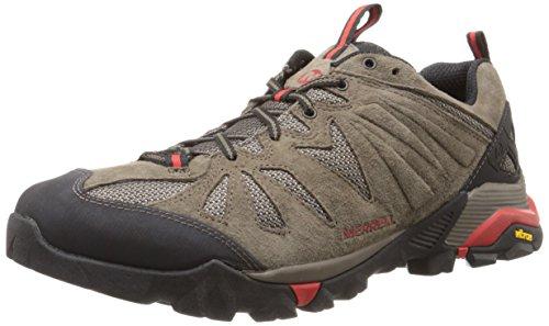 Merrell Footwear Merrell Herren Capra Wanderschuh, Braun (Beige), 38.5 EU