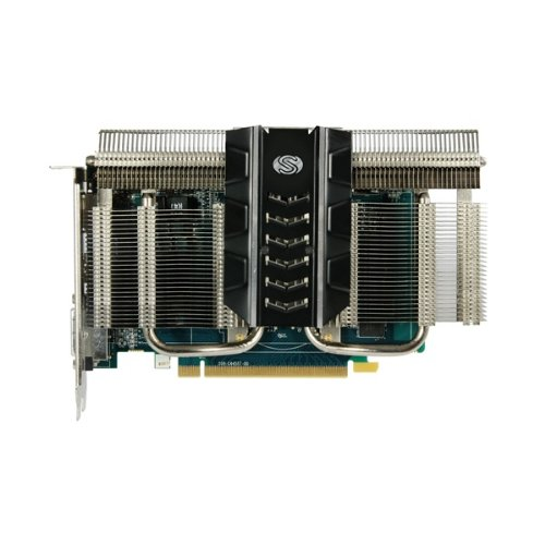Sapphire Ultimate R7 250 Grafikkarte (PCI-e, 1024MB, GDDR5 Speicher, HDMI, DVI-I, 1 GPU)