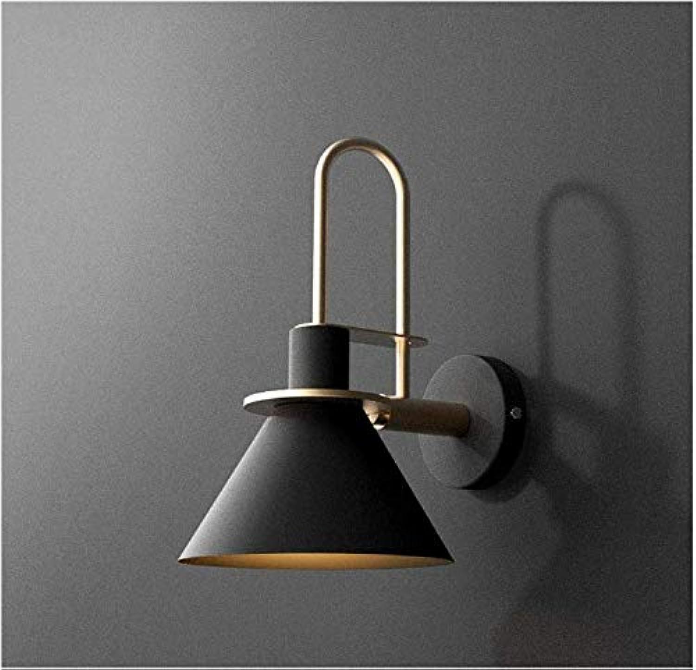 Retro Wandleuchte Kreative Wandlampe E27 Vintage Bettlampe Leselampe Flurlampe Aus Eisen Für Schlafzimmer Flur Arbeitzimmer Restaurant Toilette