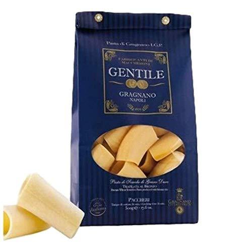 Pastificio Gentile, Paccheri, Pasta di Gragnano IGP