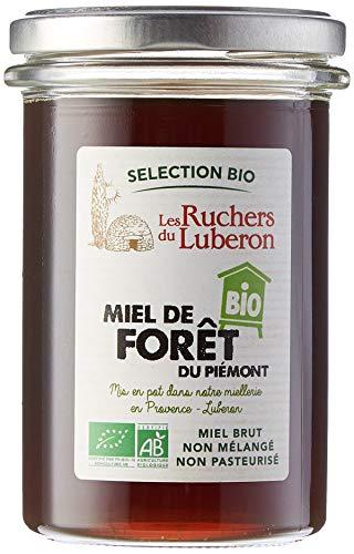 Les Ruchers du Luberon Miel Bio de Forêt du Piémont 370 g 3760009390201
