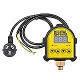 Controlador de interruptor digital Bomba de aire automática Bomba de agua Controlador de interruptor de presión para bomba de agua