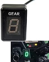 GFYSHIP Motorcycle LCD Electronics 1-6 Level Gear Indicator Digital Gear Meter For Yamaha FZ1 FZ6 FZ6R FZ8 FZ400 FZ16 FZS FZH150 FZN150 Fzs600 FZS1000 Fazer FJR1300