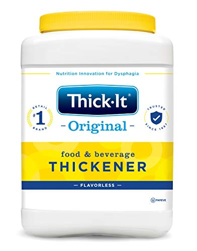 Thick-It® Foodservice Instant Food & Beverage Thickener, 10 oz - 12 ct.