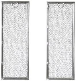 JVM3660SF001 JVM3660SD001 OEM GE Microwave Grease Filter Shipped With JVM3660CF001 JVM3660WD001 JVM3660WF001