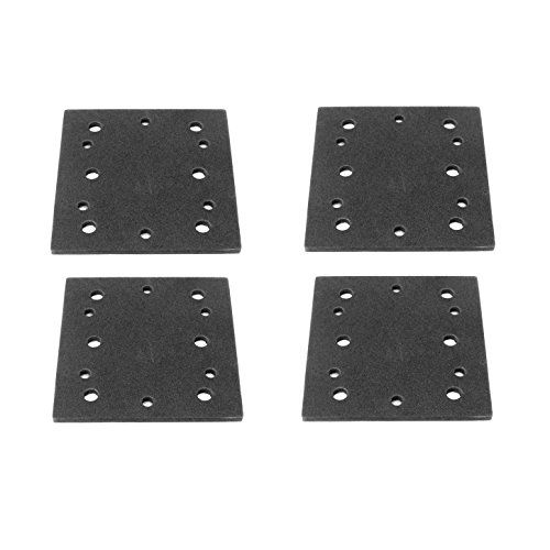 Ryobi S652DK 1/4 Sheet Double Insulated Sander (4 Pack) Replacement Pad Assembly # 039066005023-4pk
