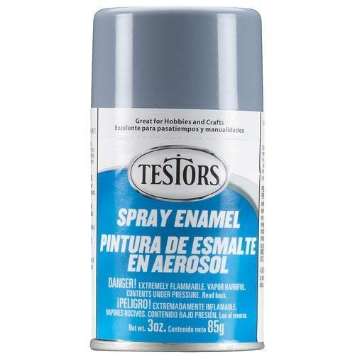 Testors Spray Enamel Paint Primer - 1237 ^