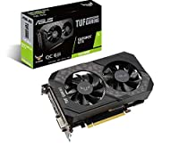 ASUS NVIDIA GeForce GTX 1660 SUPER 搭載 デュアルファンモデル 6G TUF-GTX1660S-O6G-GAMING