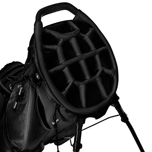 Product Image 3: Nike Golf Stand Bag - Air Hybrid, Sports, Lite - Unisex (AIR Hybrid - Black (14-Divider))
