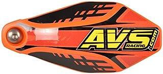 AVS Kit Deco Protège-Main Mixte Adulte, Orange/Noir