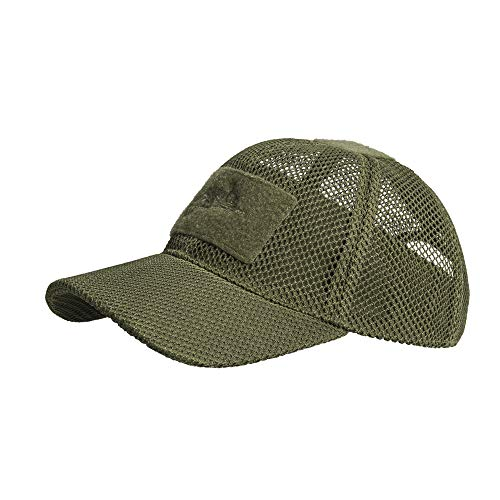 Helikon-Tex BBC MESH Cap - Polyester Olive Green