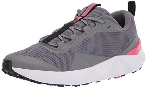 Columbia womens Facet 15 Hiking Shoe, Ti Grey Steel/Rouge Pink, 5.5 US