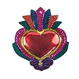 FANMEX - Fantastik - Corazón de hojalata artesanía Mexicana (Penacho)