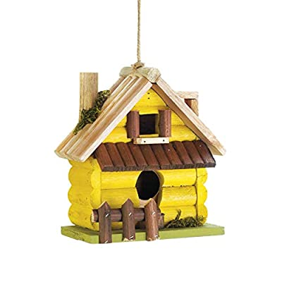 Rustic Bird Cottage Birdhouses