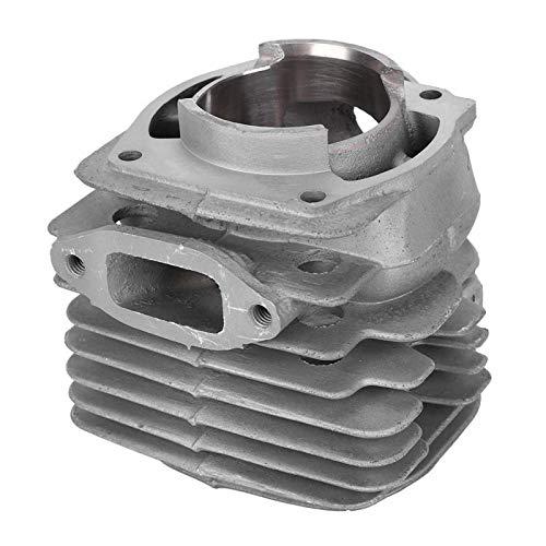 LANTRO JS - Kit de pistón de cilindro de aluminio fundido a presión Accesorios de herramientas de 48 mm para motosierra H-usqvarna 365R H365R