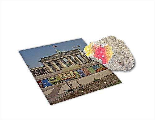 IMPACTO COLECCIONABLES Edicion Coleccionista - Pieza del Muro de Berlín (S)