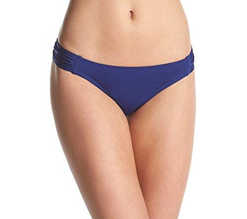 Jessica Simpson Women's MATA Hari Print Swimsuit Separates (Top & Bottom), Bikini Bottom, L