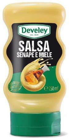 Squeezer Salsa Senape e Miele Develey 250 ml