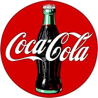 "BU-101 3/"" BUBBLE UP COOLER POP soda coca cola machine decal STICKER"