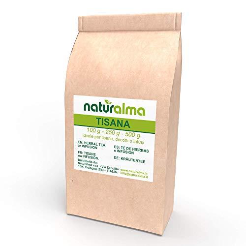 ORTICA (Urtica dioica) foglie in taglio tisana NATURALMA | 250 g | Ideale per infusi, decotti, macerati e tisane | Vegano