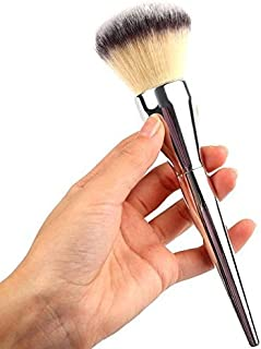Fok 1 Pc Professional Makeup Face Blush Powder Brush Tool