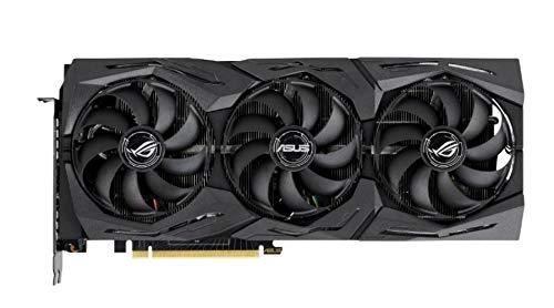 ASUS ROG Strix Nvidia GeForce RTX 2080S Advanced 8G Gaming Super Grafikkarte (PCIe 3.0, 8GB DDR6 Speicher, HDMI, Displayport, USB Type-C)