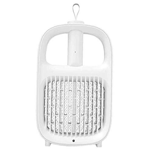 Amoyer Raqueta Eléctrica De Insectos Swatter De Zapper USB 1200mah Recargable Mosquito Swatter De Muertes Mosca del Insecto Asesino De Zapper De Trampa