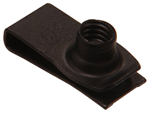 The Hillman Group 58452 1/4-20-Inch Regular Extruded U-Nut, 20-Pack