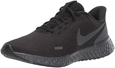 Nike Women's Revolution 5 Running Shoe, Black/Anthracite, 8.5 Regular US