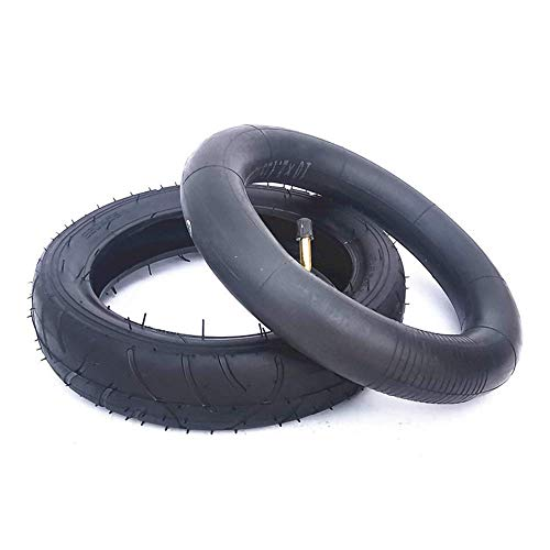 KTDT Neumáticos para Scooters eléctricos, 10 Pulgadas, neumáticos Interiores y Exteriores de...