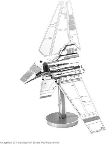 Juguetrónica- Star Wars Maqueta lanzadera imperial (MMS259C2) , color/modelo surtido