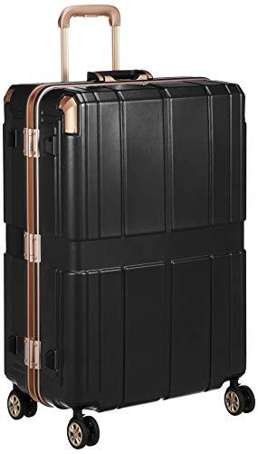 [レジェンドウォーカー] スーツケース 不可 保証付 90L 66 cm 5.2kg ブラック