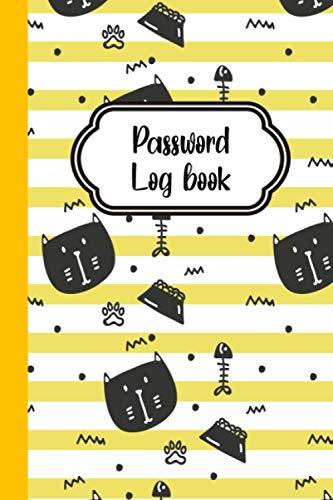 Password Log Book: Address Books For Passwords, Passcode...
