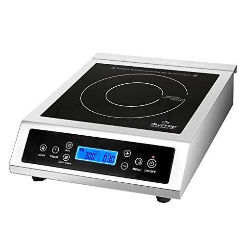 Duxtop LCD P961LS Professional Portable Induction Cooktop...