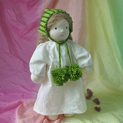 Kit de fabricación de muñecas HYZM, kit de muñeca de trapo hecho a mano para hacer muñecas para adultos y niños – Little Mier Tipo 4