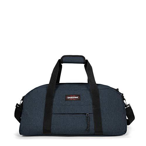 Eastpak Stand + Reisetasche, 53 cm, 34 L, Blau (Triple Denim)