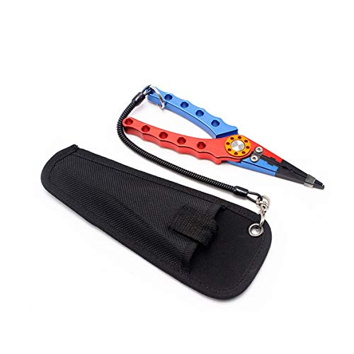 Rostfreie Fischen-Greifer-Gang-Lippengreifer-Griff-Auslöser-Angelgerät-Werkzeuge