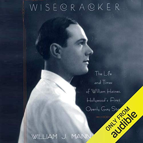 Wisecracker audiobook cover art