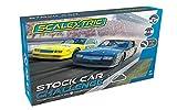 Scalextric Stock Car Challenge 1:32 Race Track Slot Car Set C1383T