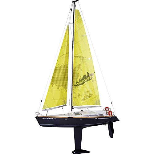 Barca a vela modello Reely Discovery II ARR 620 mm